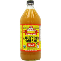 Bragg Organic Apple Cider Vinegar 32 oz [074305001321]