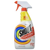 Shout Laundry Stain Remover Spray 30 oz [046500822513]
