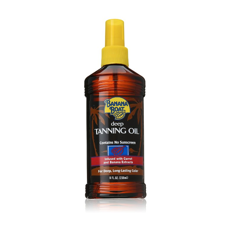 banana boat deep tanning oil how to use