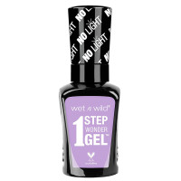 Wet n Wild 1 Step Wonder Gel Nail Color, Lilac A Virgin 0.45 oz [077802572417]
