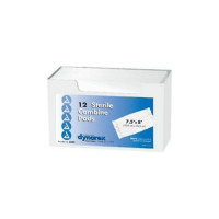 "Dynarex Abdominal Pad NonWoven  Fluff 8 X 10"" Rectangle Sterile, 24 ea [616784350332]"