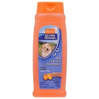 Hartz UltraGuard Rid Flea & Tick Shampoo for Dogs, Fresh Citrus 18 oz [032700022990]
