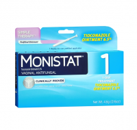 MONISTAT 1-Day Vaginal Antifungal, Prefilled Applicator 1 ea [363736441012]