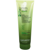 Giovanni 2Chic Avocado & Olive Oil Ultra-Moist Shampoo 8.5 oz [716237184009]
