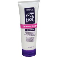 John Frieda Collection Frizz-Ease Flawlessly Straight Shampoo 10 oz [717226147203]