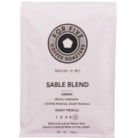 For Five Sable Blend Ground 12 oz [853473008178]