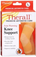 Therall Joint Warming Knee Support Large 1 Each [719869559528]