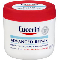 Eucerin Advanced Repair Creme 16 oz [072140020491]