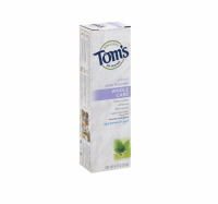 Tom's of Maine Whole Care with Fluoride Natural Toothpaste Gel, Spearmint 4.7 oz [077326830871]