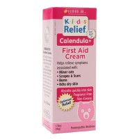 Homeolab USA Kids Relief Calendula+ First Aid Cream 1.76 oz [778159395444]