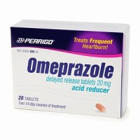 Perrigo Omeprazole Delayed Release Tablets, 20mg 28 ea [345802888303]