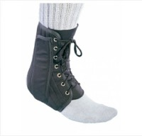 Procare Ankle Brace Procare Medium LaceUp Left or Right Foot - 1 ea  [888912009263]