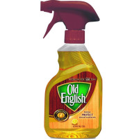 Old English Wood Surface Protector Spray, Lemon Oil 12 oz [062338827971]