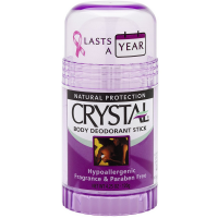 Crystal Body Deodorant Stick, Unscented 4.25 oz [086449300031]