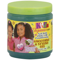 Africa's Best Kids Organics Smoothing & Styling Gel 15 oz [034285525156]