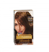 L'Oreal Superior Preference Sun-Kissed Caramels, UL51 Hi-Lift Natural Brown 1 ea [071249218785]