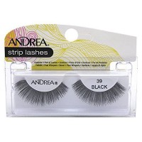 Andrea Strip Lashes Style, Black [39] 1 ea [078462619924]