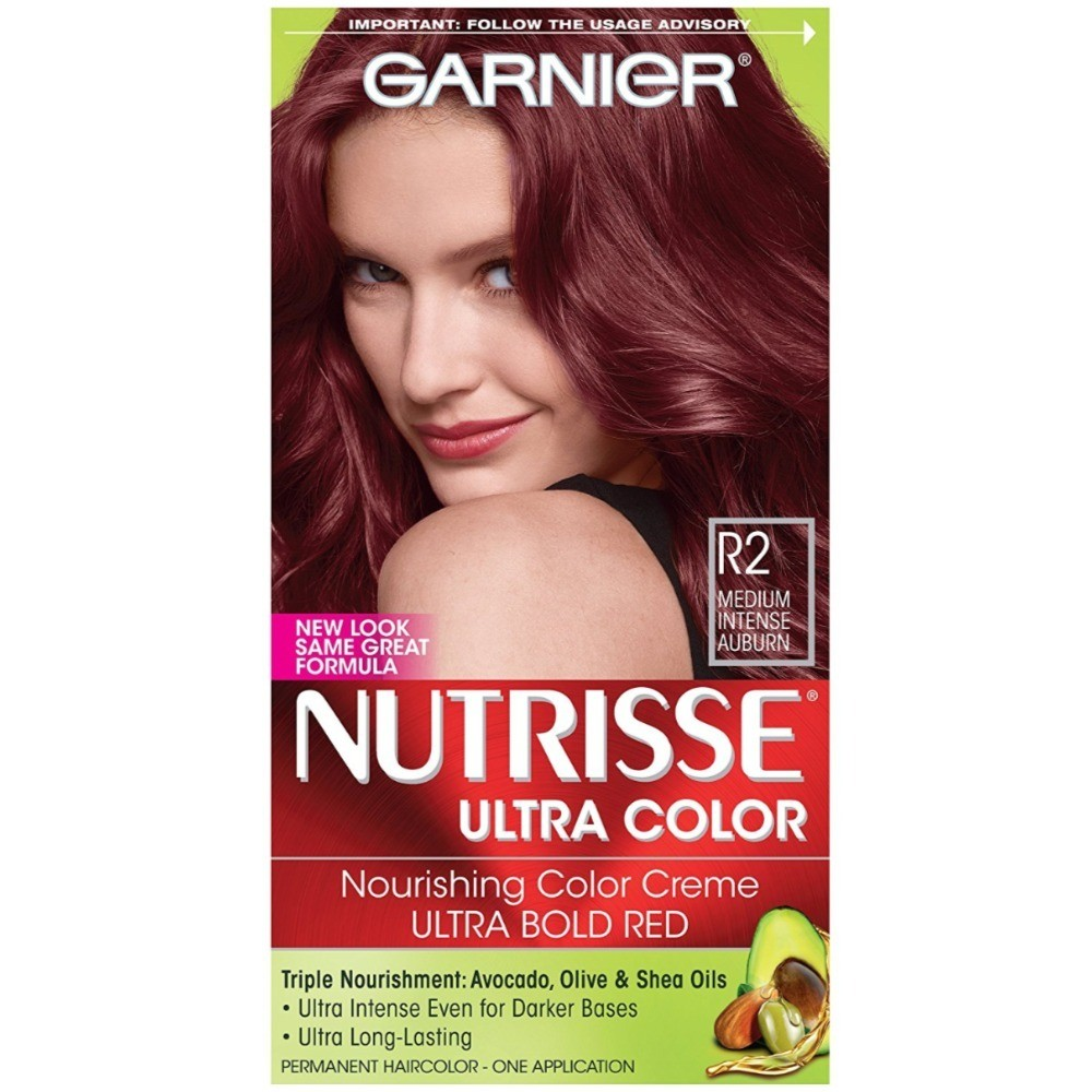 Garnier Nutrisse Haircolor Pharmapacks