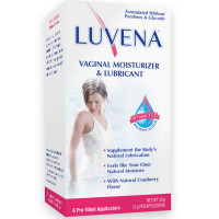 Luvena Vaginal Moisturizer & Lubricant Pre-Filled Applicators 6 ea [899655002114]