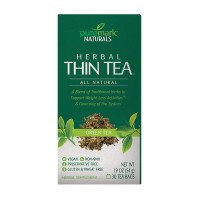 Puremark Herbal Thin Tea, Natural Green Tea, 30 ea [740985253267]