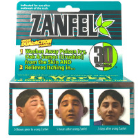 Zanfel Wash For Poison Ivy, Oak & Sumac (Urushiol) 1 oz [689901537879]