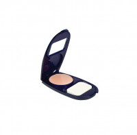 CoverGirl AquaSmooth Compact Foundation, Natural Ivory [715] 0.40 oz [022700458370]