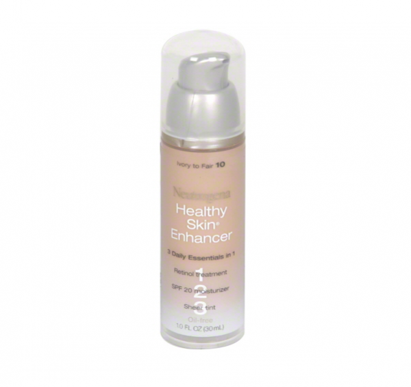 Neutrogena skin enhancer tinted moisturizer