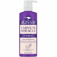 Aussie 3 Minute Miracle Curls Conditioner  16 oz [381519186691]