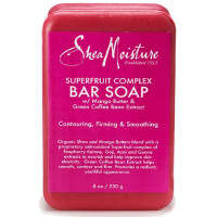 Shea Moisture Superfruit Complex Bar Soap with Mango & Green Coffee Bean Extract 8 oz [764302201052]