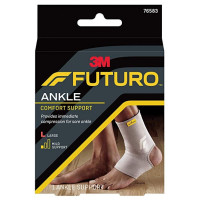 FUTURO Comfort Ankle Support Large, 1 Each [051131201033]