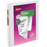 Avery Durable View 1/2 Inch Binder with Slant Rings 1 ea [077711170025]