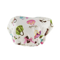 Betty Dain Fashionista Collection Mold Resistant Lined Shower Cap, Diva, 1 ea [013534990372]