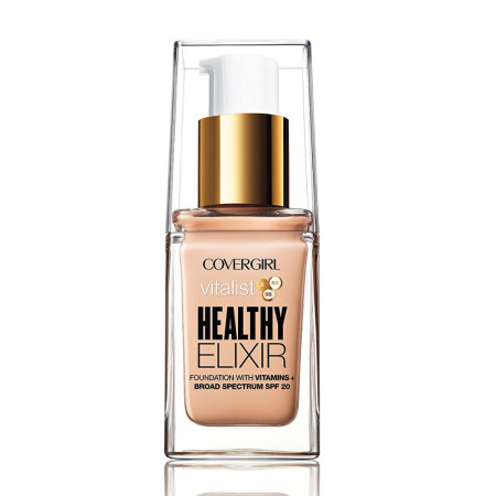 CoverGirl Vitalist Healthy Elixir Foundation, [710] Classic Ivory 1 oz [046200004110]