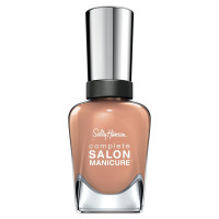 Sally Hansen Complete Salon Manicure Nail Color, Freedom of Peach 0.5 oz [074170446524]
