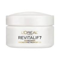 L'Oreal Paris Revitalift Anti-Wrinkle + Firming Day Cream SPF 25, 1.7 oz  [071249363287]