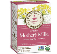 Traditional Medicinals Organic Herbal Tea Bags, Mother's Milk 16 ea [032917000149]