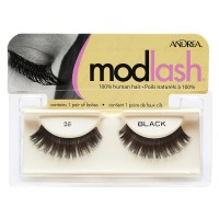 Andrea ModLash Strip Lash, Black [26] 1 ea [078462226108]