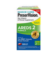 PreserVision AREDS 2 Vitamin & Mineral Supplement, Soft Gels 120 ea [324208697627]
