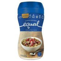 Equal 0 Calorie Sweetener, Granulated 4 oz [300258942672]