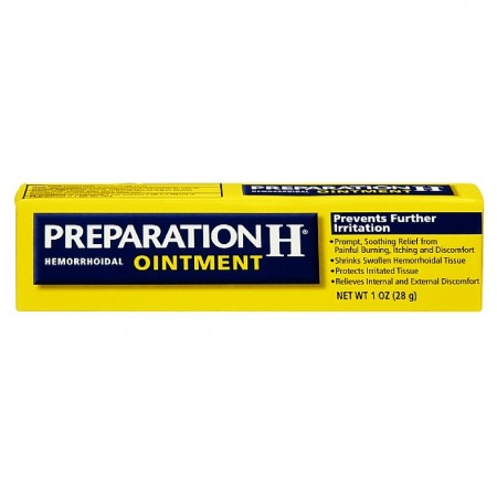 Preparation H Hemorrhoidal Ointment 1 oz [305732871103]