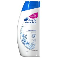 Head & Shoulders Classic Clean Dandruff Shampoo 23.70 oz [037000011965]