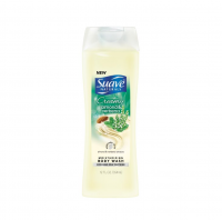 Suave Naturals Body Wash Creamy Almond & Verbena 12 oz [079400345783]