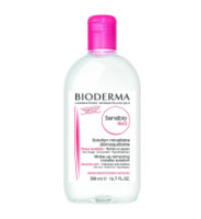Bioderma  Sensibio H20 Make Up Removing Solution 16.7 oz [3401345935571]