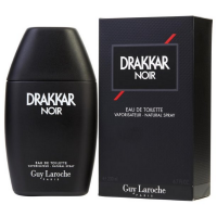 Guy Laroche Drakkar Noir Eau de Toilette Spray for Men 6.7 oz [3360372017332]
