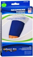 Sport Aid Neoprene Thigh/Hamstring Support Large 1 Each [763189017589]