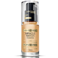 Max Factor Miracle Match Foundation, [55] Beige, 1 oz [4084500539648]