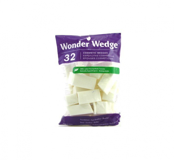 Wonder Wedge Cosmetic Wedges 32 Ea Pharmapacks