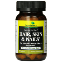 Futurebiotics Hair, Skin & Nails, Nutrition for Men, Tablets 75 ea [049479002115]