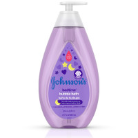 JOHNSON'S Hypoallergenic Bedtime Baby Bubble Bath with NaturalCalm Aromas 27.10 oz [381371174782]