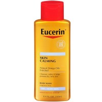 Eucerin Skin Calming Dry Itchy Skin Body Wash 8.40 oz [072140636050]